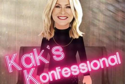 Oops. Kak's Konfessional = KKK?