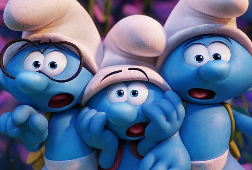 The Smurfs Rebooted At Nickelodeon Tv Tonight