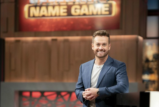 Rove guest host on Celebrity Name Game due to Grant Denyer illness