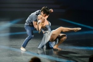 SYTYCD Top 16 Perform, Eden and Blond