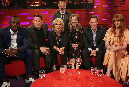 The graham norton show june 15 tv tonight for The living room channel 10 tonight