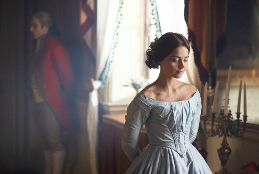 From ITV VICTORIA Embargoed until 16.30 11th August 2016 Pictured: JENNA COLEMAN as Victoria,RUFUS SEWELL as Melbourne and TOM HUGHES as Albert. This photograph is (C) ITV Plc and can only be reproduced for editorial purposes directly in connection with the programme or event mentioned above. Once made available by ITV plc Picture Desk, this photograph can be reproduced once only up until the transmission [TX] date and no reproduction fee will be charged. Any subsequent usage may incur a fee. This photograph must not be manipulated [excluding basic cropping] in a manner which alters the visual appearance of the person photographed deemed detrimental or inappropriate by ITV plc Picture Desk. This photograph must not be syndicated to any other company, publication or website, or permanently archived, without the express written permission of ITV Plc Picture Desk. Full Terms and conditions are available on the website www.itvpictures.com For further information please contact: Patrick.smith@itv.com 0207 1573044