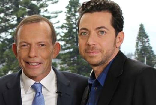 Wake Up - Tarsh, Tony Abbott, James