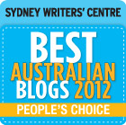 Best Australian Blog 2012 - People's Choice