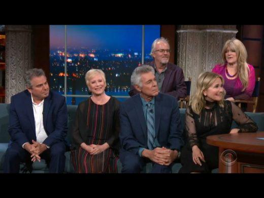 The Brady Bunch meet Stephen Colbert
