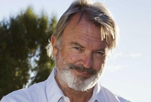Sam Neill wins Lifetime Achievement award in NZ
