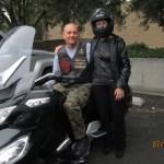 Tony Retreage & Janet Tranter