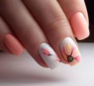 Latest summer shellac nails polish ideas