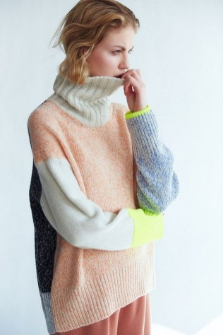 Beautiful knitwear & layered looks