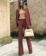 Fashionable women's pants 2019 2020 new items and trends in the autumn