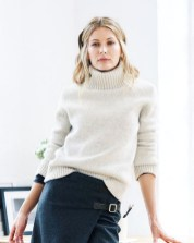 Wear alone with jeans or as part of a layered outfit
