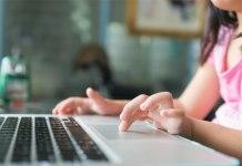 Dzieci w sieci - uwaga niebezpieczna zabawa
