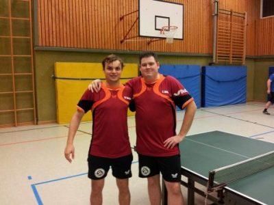 Vereinsmeister Herren Doppel