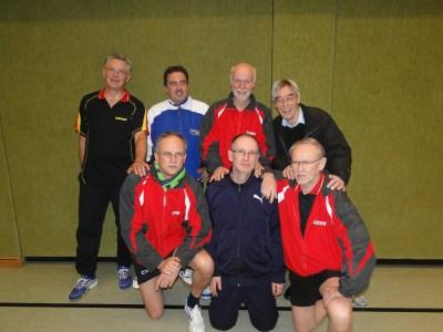 Tischtennis 3. Herren 2013