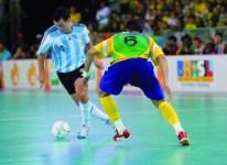 Futsal – der aktuelle Hallen-Fußball-Trend!