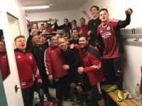 Fußball: 2. Herren im Kreispokal-Halbfinale