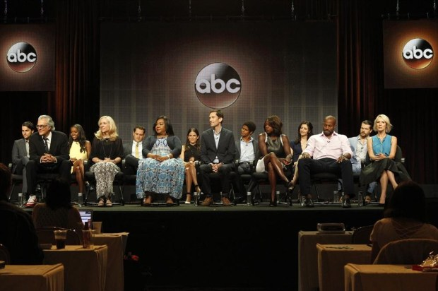 JACK FALAHEE, BILL D'ELIA (EXECUTIVE PRODUCER/DIRECTOR), AJA NAOMI KING, BETSY BEERS (EXECUTIVE PRODUCER), MATT MCGORRY, SHONDA RHIMES (EXECUTIVE PRODUCER), KARLA SOUZA, PETE NORWALK (CREATOR/EXECUTIVE PRODUCER), ALFRED ENOCH, VIOLA DAVIS, KATIE FINDLAY, BILLY BROWN, CHARLIE WEBER, LIZA WEIL