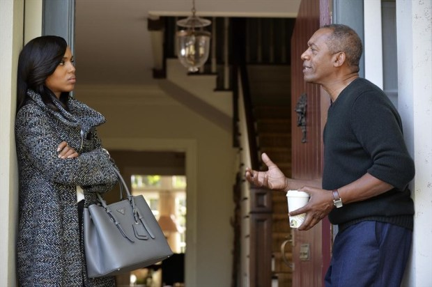KERRY WASHINGTON, JOE MORTON