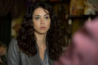"THE BLACKLIST -- ""The Scimitar"" Episode 207 -- Pictured: Mozhan Marno as Samar Navabi -- (Photo by: Virginia Sherwood/NBC)"