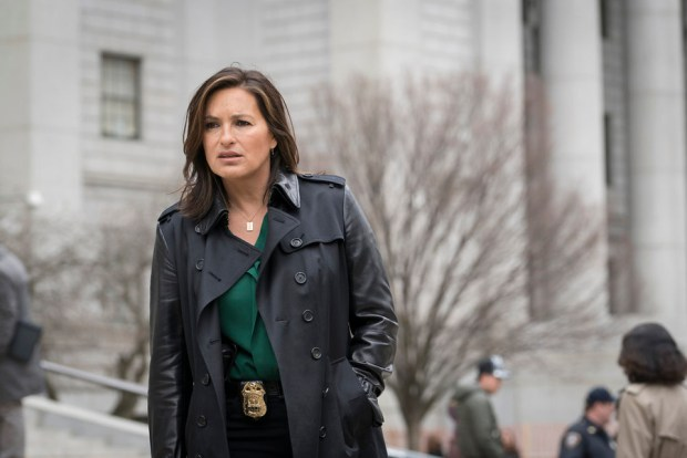 LAW & ORDER SPECIAL VICTIMS UNIT -- Episode 16021