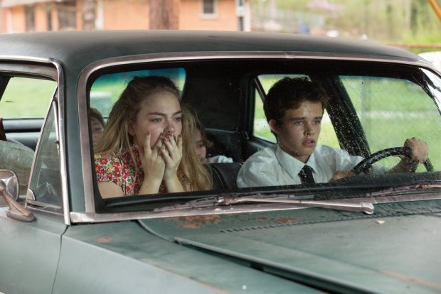GAME OF SILENCE -- Pilot -- Pictured: (l-r) Katie Kelly as Young Jess, Curran Walters as Young Jackson -- (Photo by: Bob Mahoney/NBC)