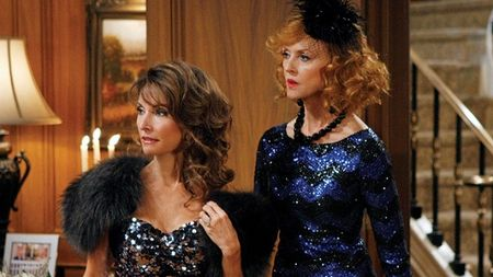 Susan Lucci soap returns-maybe