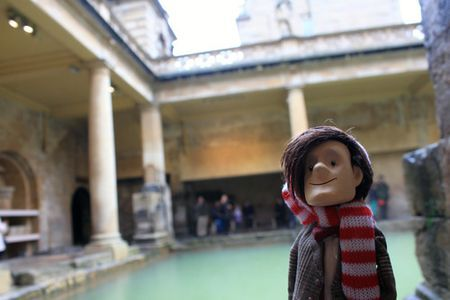 Doctor Puppet in Bath England