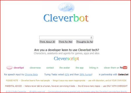 CleverbotCapture