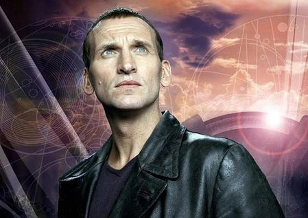 Eccleston Doctor Who