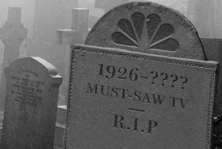 death of the TV paradigm