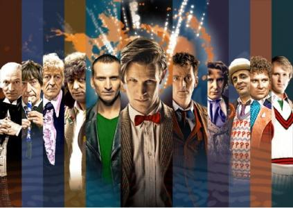 50th anniversary Doctor Who
