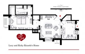 Lucy-and-Ricky-Ricardo-home-from-I-LOVE-LUCY-326766593