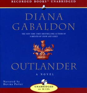 Outlander_Book_1_Diana_Gabaldon_unabridged_compact_discs_Recorded_Books