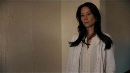 Lucy Liu is the best thing about SHERLOCK...except for the writing and, um, Sherlock!