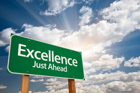 Excellence-Sign