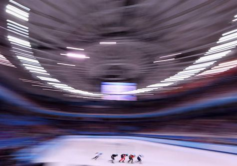 Blurry-Speed-Skate