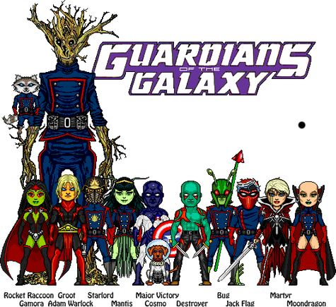 Guardians_of_the_Galaxy-comic