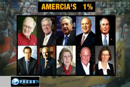 Jeeze, I thought the 1 percent would be better looking than this!