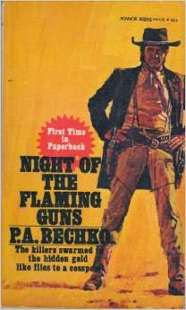 NIGHT OF THE FLAMING GUNS
