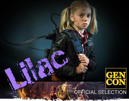 Lilac will screen in July at this year's Gen Con in Indianapolis, IN ~ 6:00 p.m.,  Thursday, July 30th, Westin Grand Ballroom. Congrats to cast and crew!