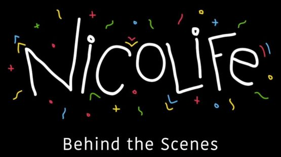 NicoLife Behind the Scenes Capture