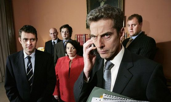 THE THICK OF IT failed on U.S. Network TV but is running strong on cable as VEEP