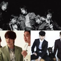 TVXQ dan JYJ Merayakan Perayaan Debut: 10 Tahun Bersama Jaejoong, Yunho, Yoochun, Junsu, dan Changmin.