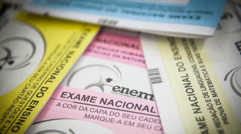 Inep divulga o gabarito oficial do ENEM 2019