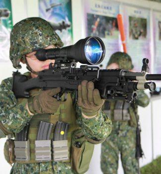 萬人集氣正能量 亞洲最大玩具槍盛會