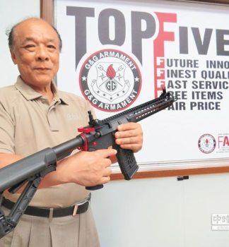 造槍 辦比賽 台玩具槍廠一手包