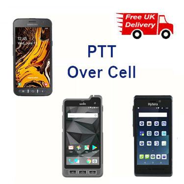 PTT Over Cell