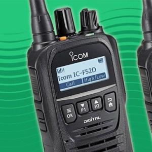 Icom Radios