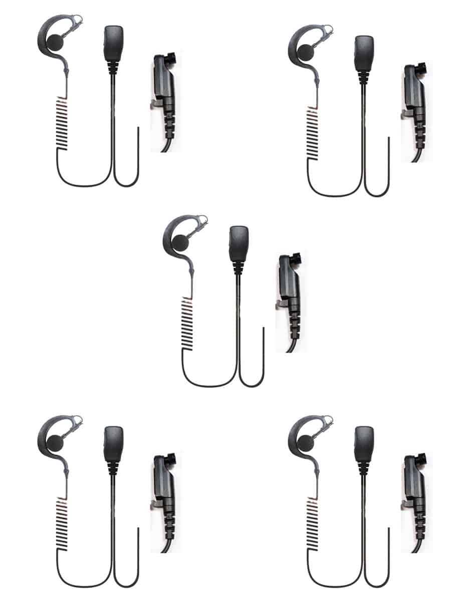 earpiece for hytera pd