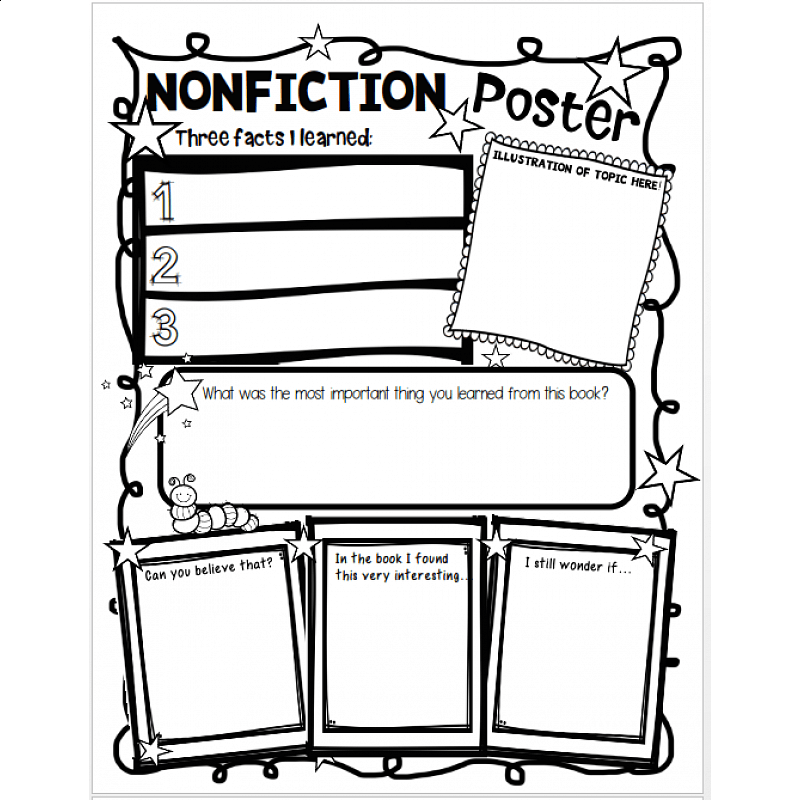 A nonfiction book report